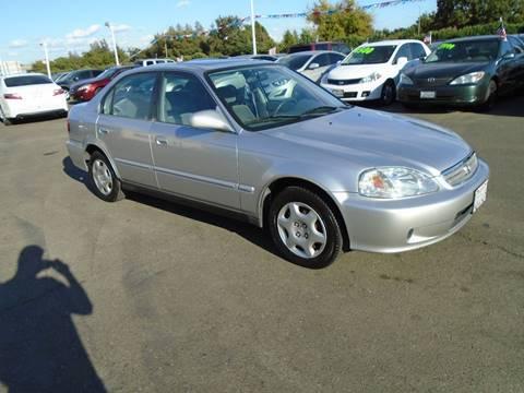 1999 Honda Civic for sale in Davis, CA
