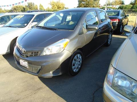 2013 Toyota Yaris for sale in Davis, CA