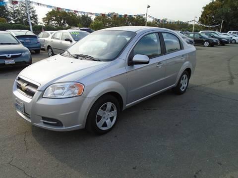 2010 Chevrolet Aveo for sale in Davis, CA