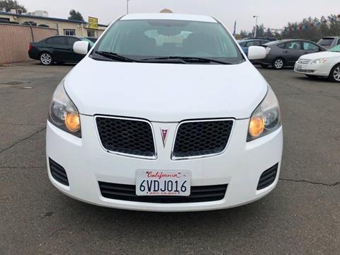 2009 Pontiac Vibe for sale in Davis, CA