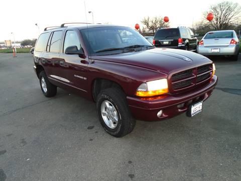 2001 Dodge Durango for sale in Davis, CA