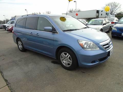 2005 Honda Odyssey for sale in Davis, CA