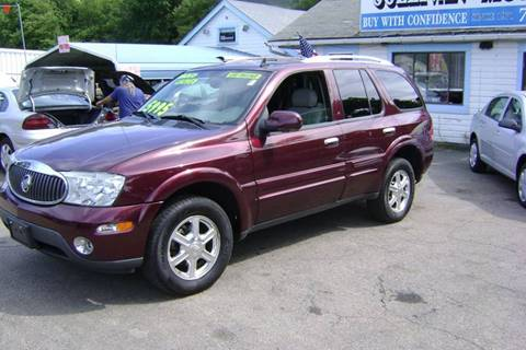 2007 Buick Rainier for sale in Whitman, MA