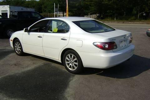 2003 Lexus ES 300 for sale in Whitman, MA