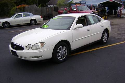 2006 Buick LaCrosse for sale in Whitman, MA