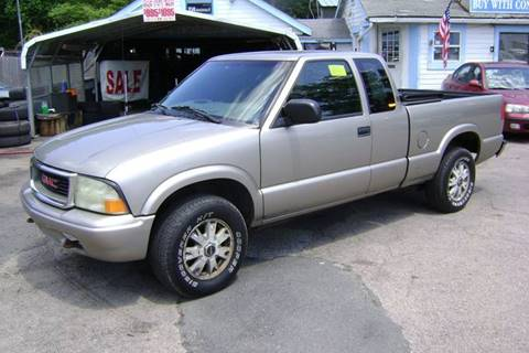 2003 GMC Sonoma for sale in Whitman, MA
