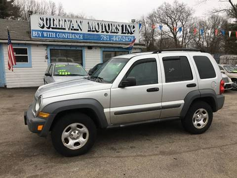 2005 Jeep Liberty for sale in Whitman, MA