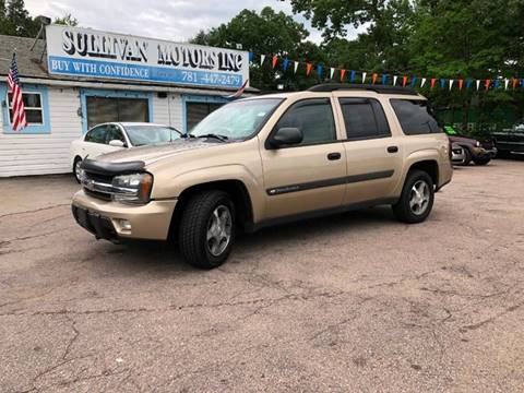 2004 Chevrolet TrailBlazer EXT for sale in Whitman, MA