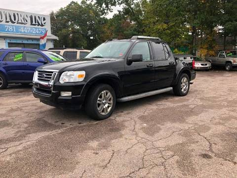 2010 Ford Explorer Sport Trac for sale in Whitman, MA
