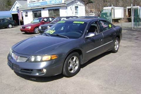 2004 Pontiac Bonneville for sale in Whitman, MA