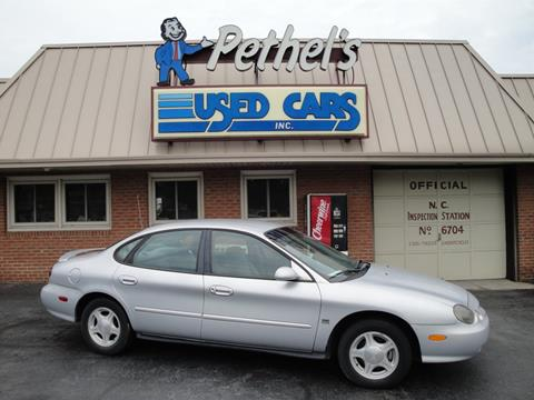 1999 Ford Taurus for sale in Kannapolis, NC