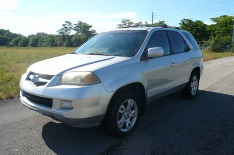 2006 Acura MDX for sale in Lauderhill, FL