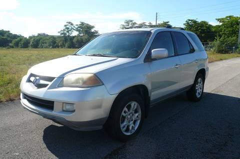 2006 Acura MDX for sale in Lauderhill, FL