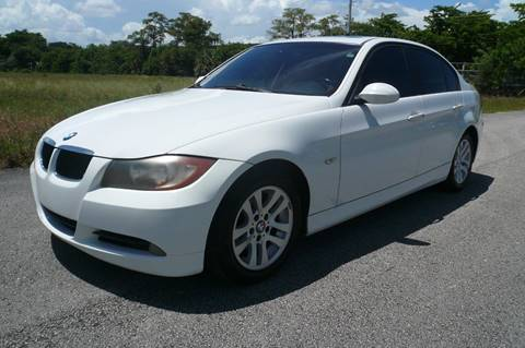 2007 BMW 3 Series for sale in Lauderhill, FL