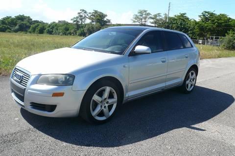 2006 Audi A3 for sale in Lauderhill, FL