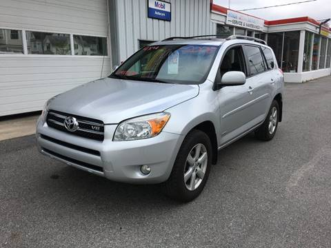 2008 Toyota RAV4 for sale in Lowell, MA