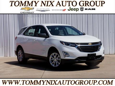 2018 Chevrolet Equinox for sale in Tahlequah, OK