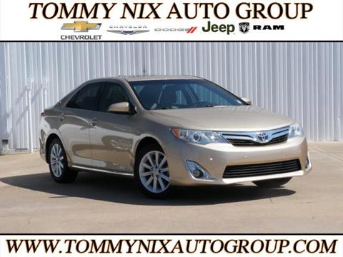 2012 Toyota Camry for sale in Tahlequah, OK