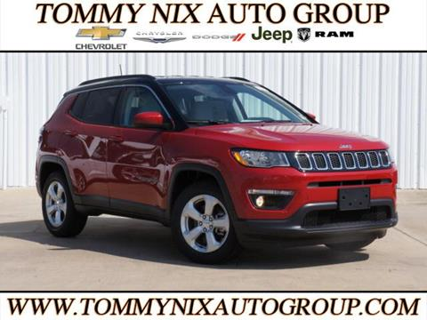 2018 Jeep Compass for sale in Tahlequah, OK