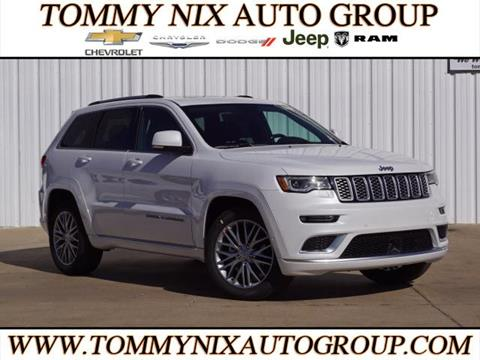 2018 Jeep Grand Cherokee for sale in Tahlequah, OK