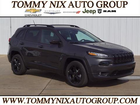 2018 Jeep Cherokee for sale in Tahlequah, OK