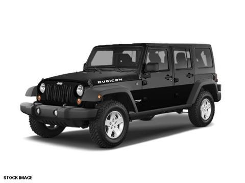 2011 Jeep Wrangler Unlimited for sale in Tahlequah, OK