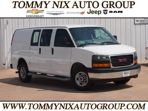 2017 GMC Savana Cargo for sale in Tahlequah, OK
