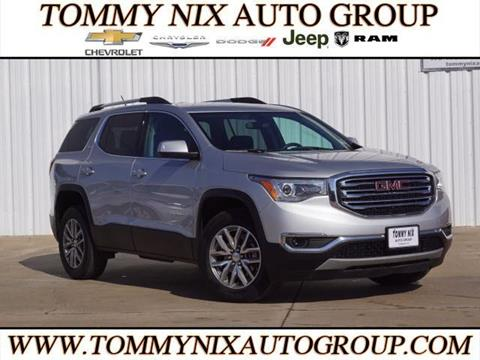 2018 GMC Acadia for sale in Tahlequah, OK