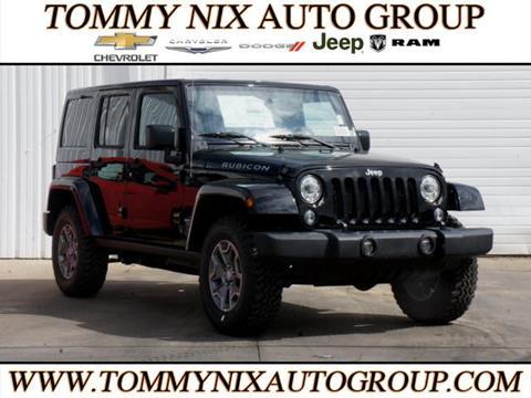 2017 Jeep Wrangler Unlimited for sale in Tahlequah, OK