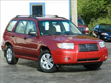 2008 Subaru Forester for sale in Highland, IN