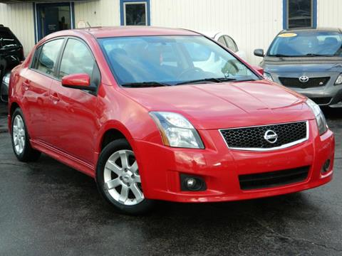 2012 Nissan Sentra for sale in Highland, IN