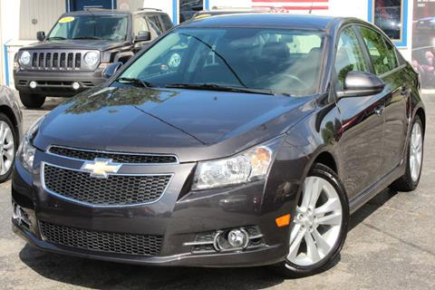 2014 Chevrolet Cruze for sale in Highland, IN