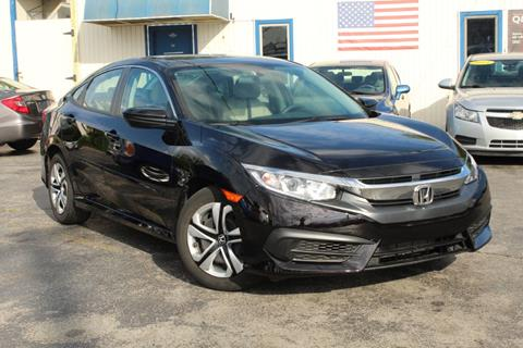 2017 Honda Civic for sale in Highland, IN