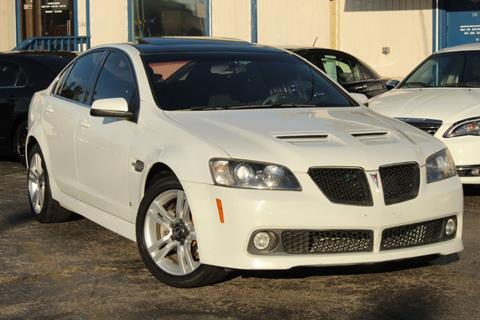 2009 Pontiac G8 for sale in Highland, IN