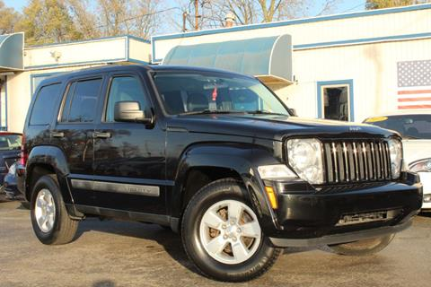 2012 Jeep Liberty for sale in Highland, IN