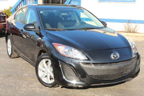 2011 Mazda MAZDA3 i Touring for sale at Dynamics Auto Sale in Highland IN