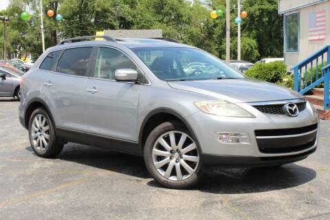 2009 Mazda CX-9 for sale at Dynamics Auto Sale in Highland IN