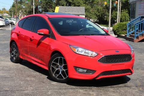 2016 Ford Focus for sale at Dynamics Auto Sale in Highland IN
