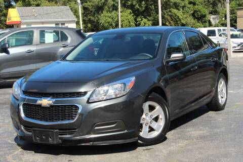 2014 Chevrolet Malibu for sale at Dynamics Auto Sale in Highland IN