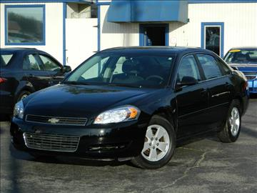 2008 Chevrolet Impala for sale in Highland, IN