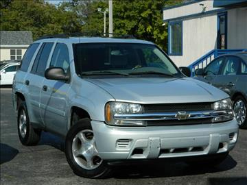 2008 Chevrolet TrailBlazer for sale in Highland, IN