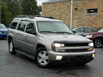 2003 Chevrolet TrailBlazer for sale in Highland, IN