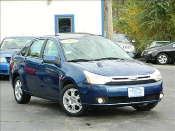 2008 Ford Focus for sale in Highland, IN