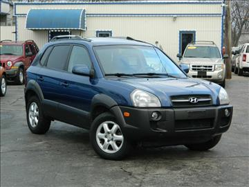 2005 Hyundai Tucson for sale in Highland, IN