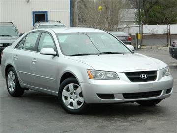2007 Hyundai Sonata for sale in Highland, IN