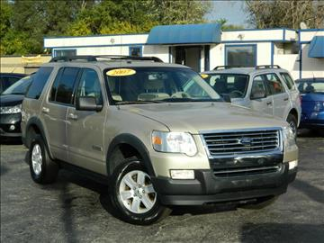 2007 Ford Explorer for sale in Highland, IN