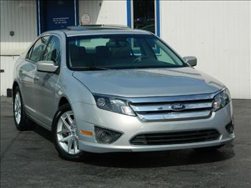 2010 Ford Fusion for sale in Highland, IN