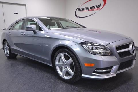 2012 Mercedes-Benz CLS for sale in Charlotte, NC