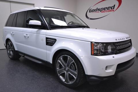 2012 Land Rover Range Rover Sport for sale in Charlotte, NC