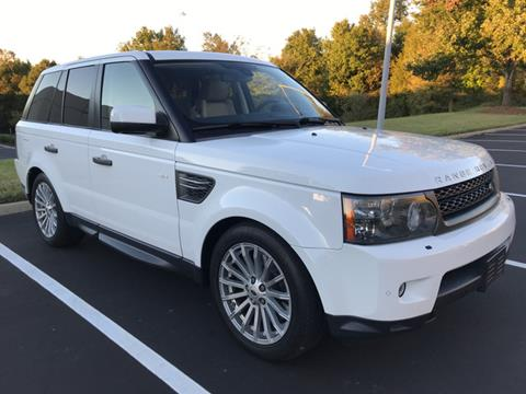 2011 Land Rover Range Rover Sport for sale in Charlotte, NC